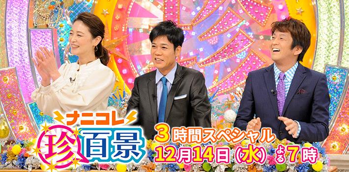 ナニコレ珍百景 復活!3時間スペシャル 161214